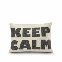 Alexandra Ferguson KEEP CALM Pillow - Creative gifts for ...