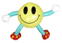 "23"" Inflatable Smiley Man"