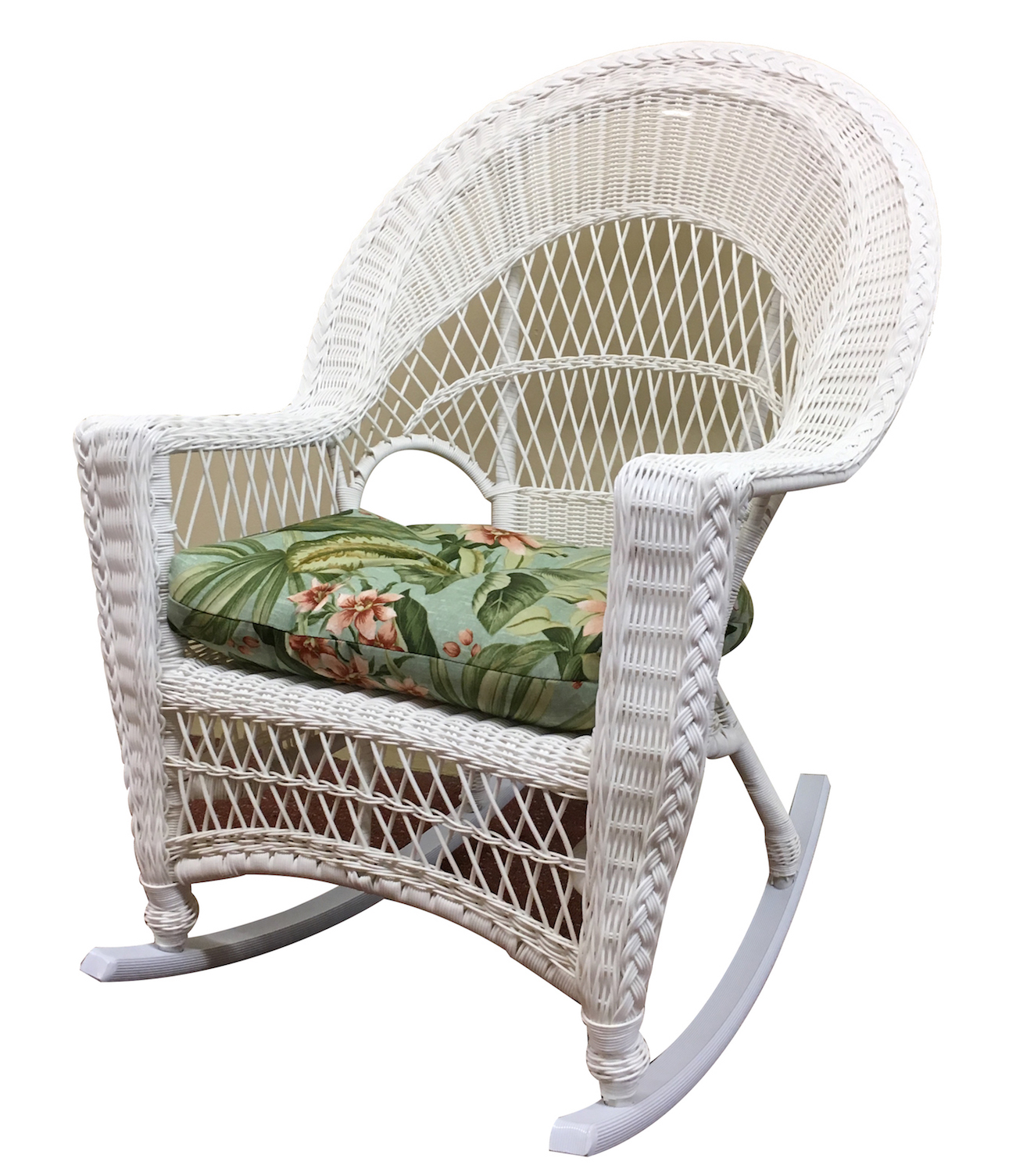 Wicker Rocker Chair Outdoor Wicker Rocker Cape Cod
