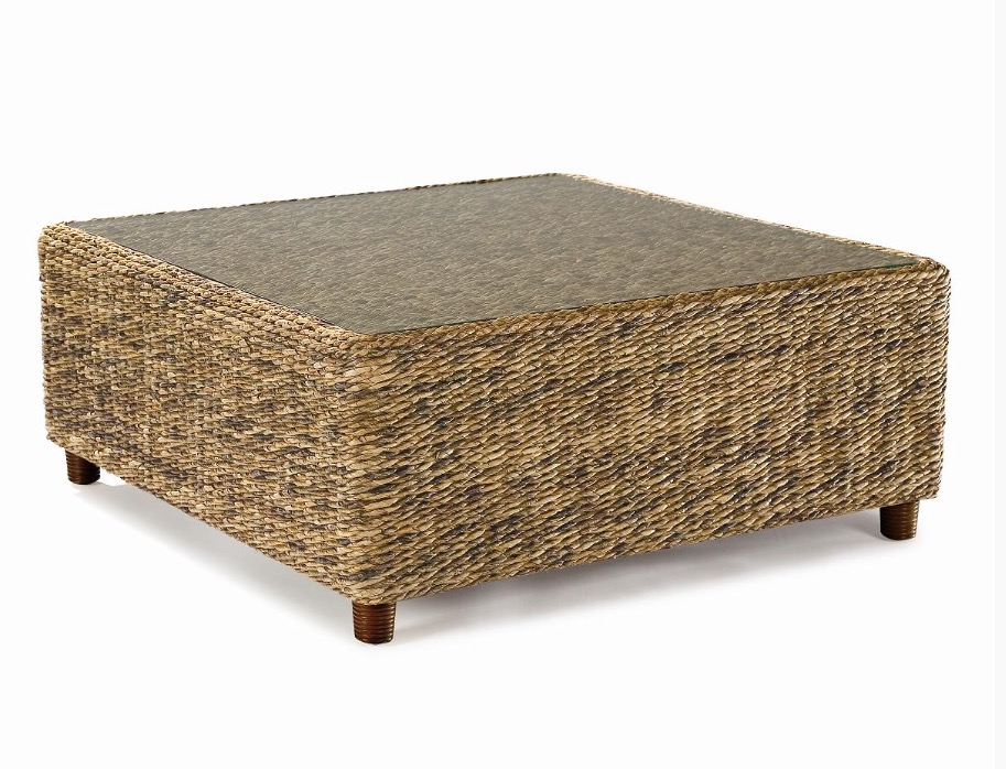 Seagrass Coffee Table  Tangiers  Wicker Paradise