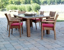 Outdoor Wicker Patio Dining Sets
