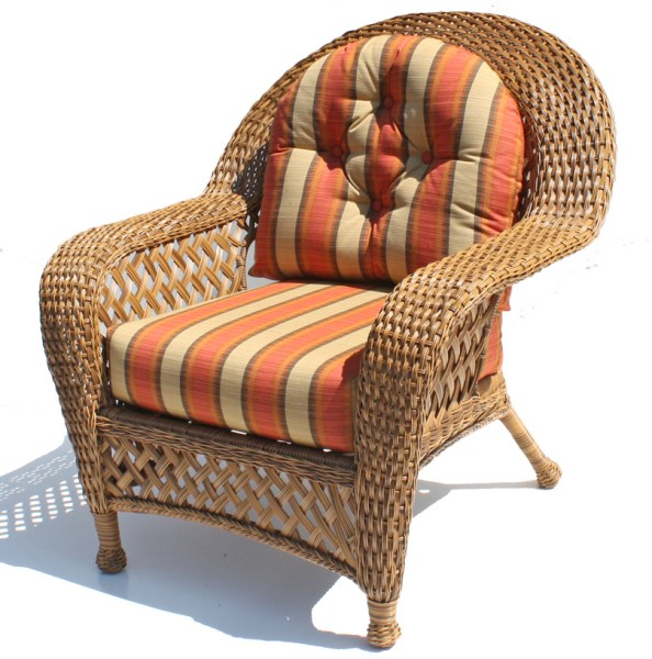outdoor wicker furniture cushions for chairs Wicker Furniture Cushions - Chair Set