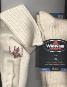 Wigwam sport wool socks in sock size women   or men also rh wittmanntextiles