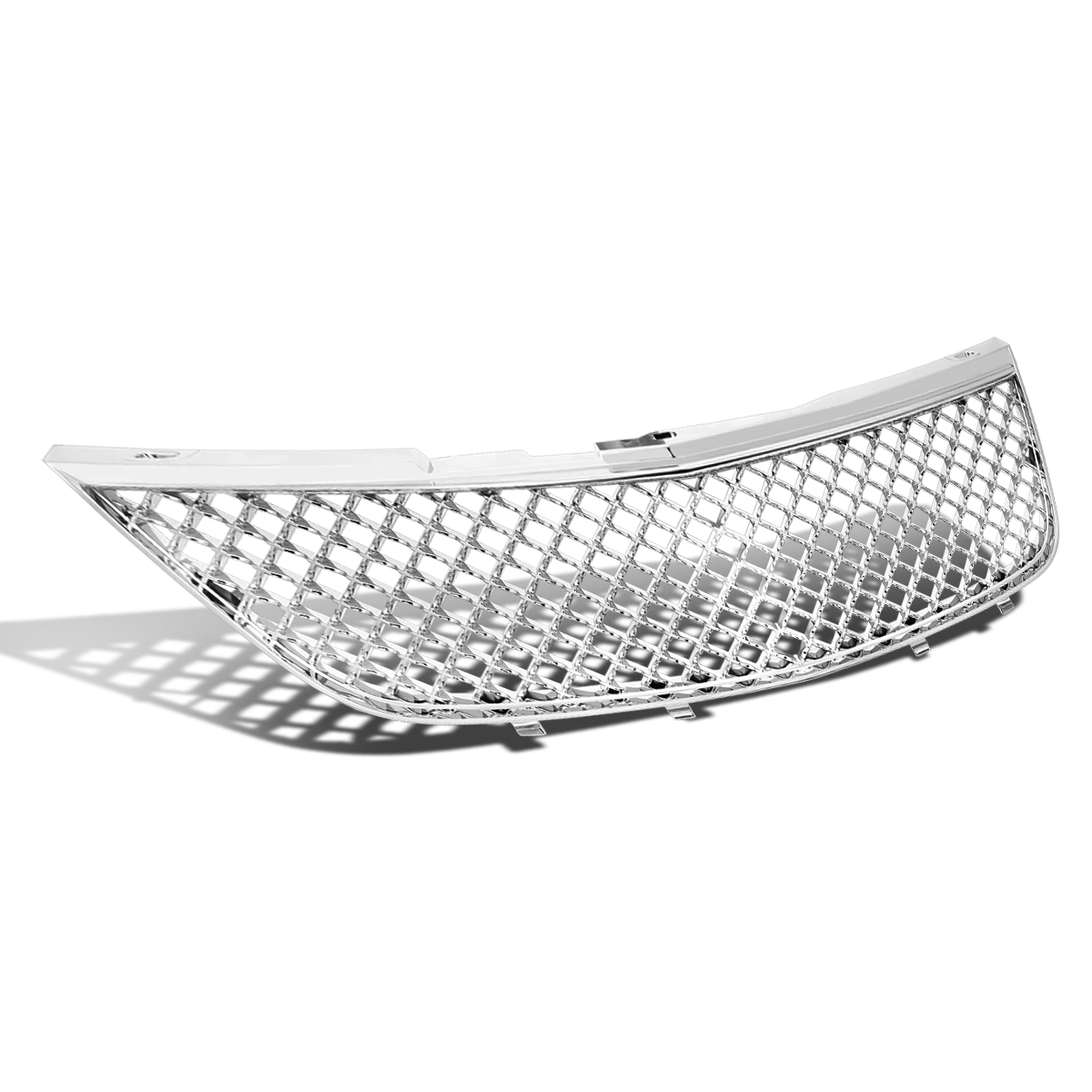 00 05 Chevy Impala Bolt On Front Bumper Abs Mesh Grill