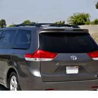 11-17 Toyota Sienna Replacement Black Roof Top Cross Bars ...