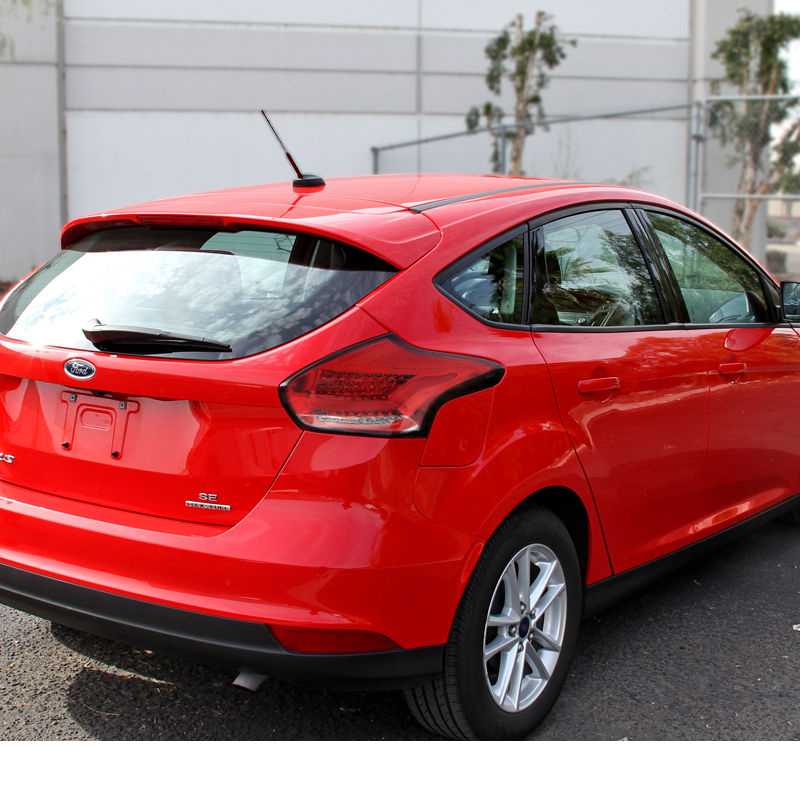 2015 Ford Focus Electric Pictures Tail Light 2014 Ford Focus