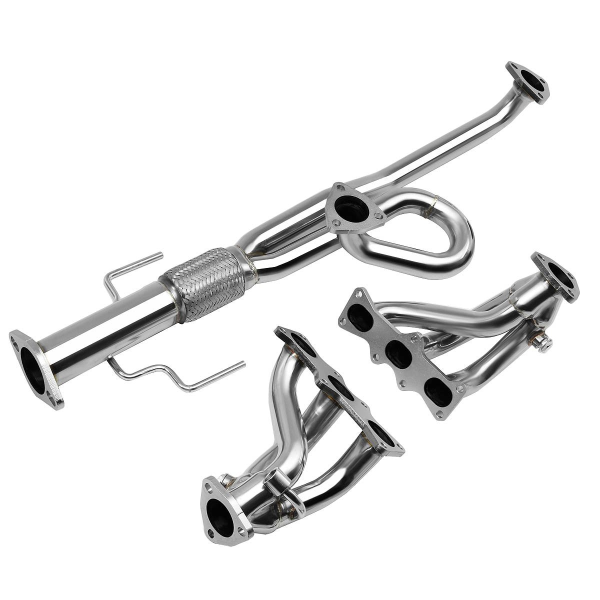 93-97 Ford Probe / Mazda Mx6 Mx-6 6-2-1 Stainless Racing