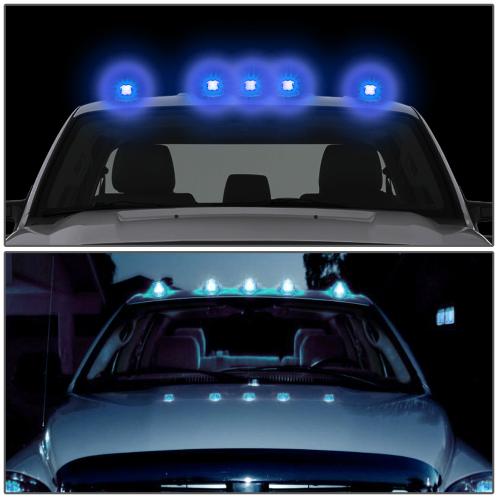 medium resolution of 99 16 ford superduty 5 x led cab roof top lights wiring harness polouse car wiring harnes