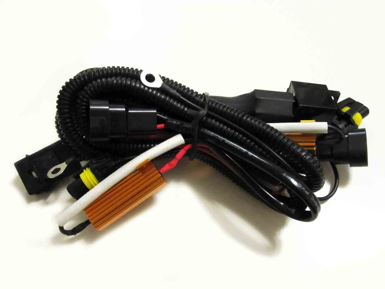 Hid Wiring Harness Relay