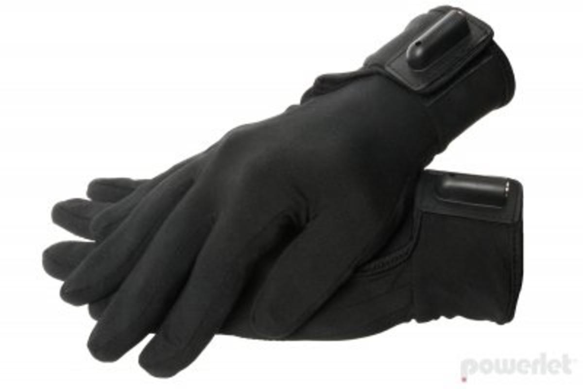 hight resolution of powerlet rapidfire heated glove liner 12v motorcycle the warming store