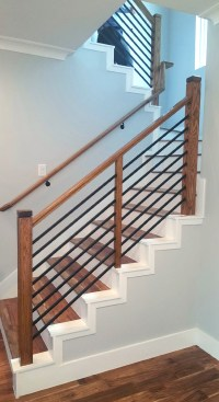 horizontal railing - Design Decoration