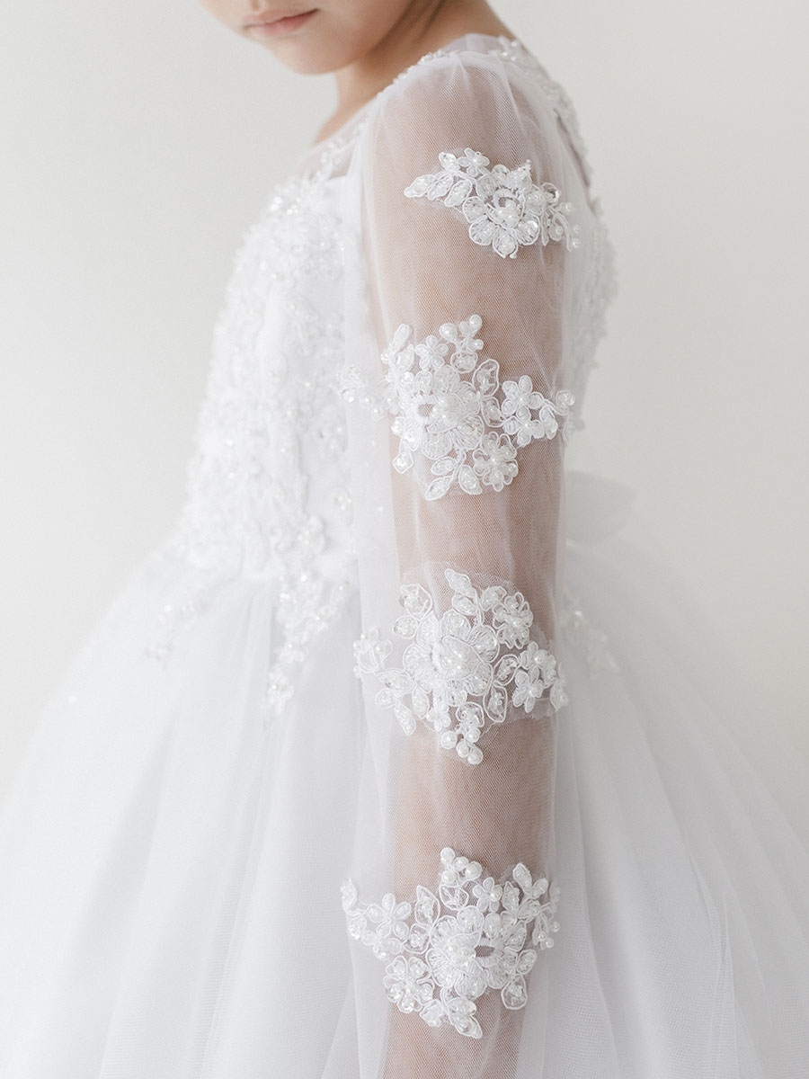 Ice Skating Lace Dresses