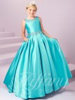 Tiffany Princess Flower Girl Dresses