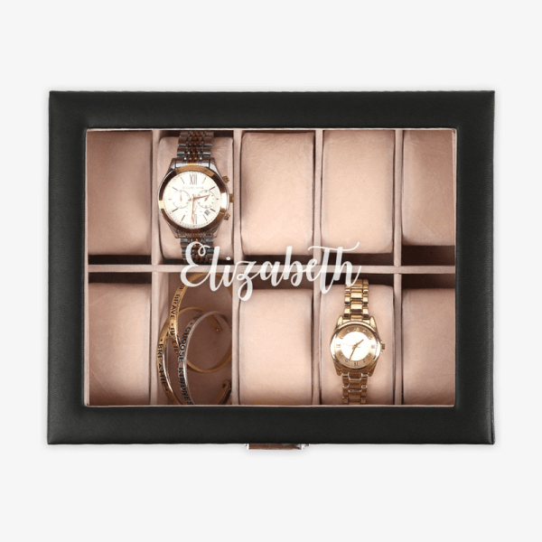 Personalized Jewelry Boxes for Women