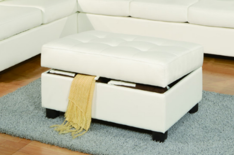 white leather sectional sofa with ottoman sofas beach sivota and steal a furniture april