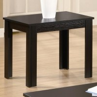 Bachman Black Wood Coffee Table Set - Steal-A-Sofa ...