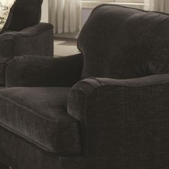 Black Fabric Sofa Chair Covers For Dog Hair Steal A Furniture Outlet Los