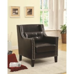 Black Leather Accent Chairs Rocking Chair Covers Uk Steal A Sofa Furniture Outlet