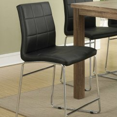 Silver Metal Dining Chairs Cute Desk Chair Steal A Sofa Furniture Outlet