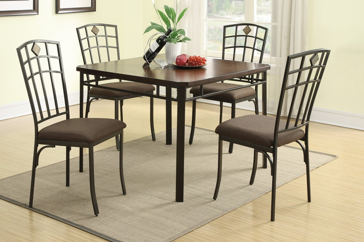 Black Metal Dining Chairs Black Metal Dining Table Steal A Sofa Furniture Outlet