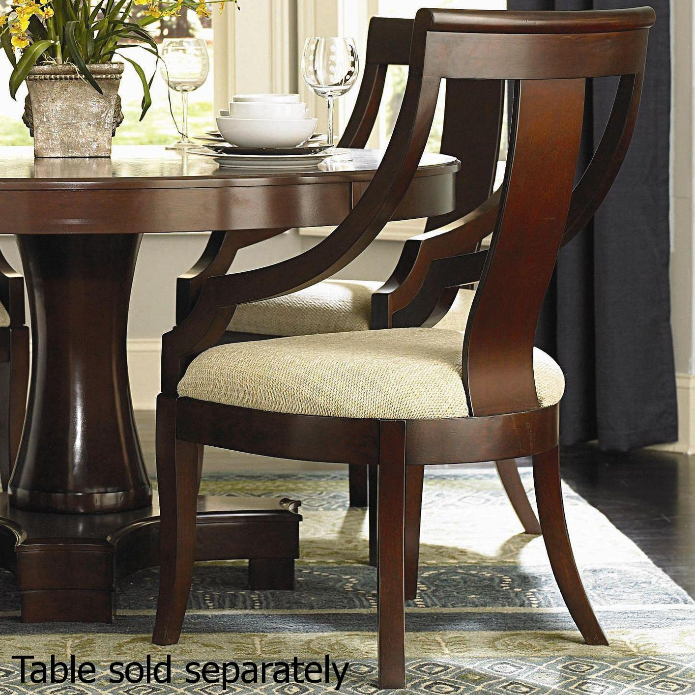 Cherry Wood Dining Chairs Brown Wood Dining Chair Steal A Sofa Furniture Outlet