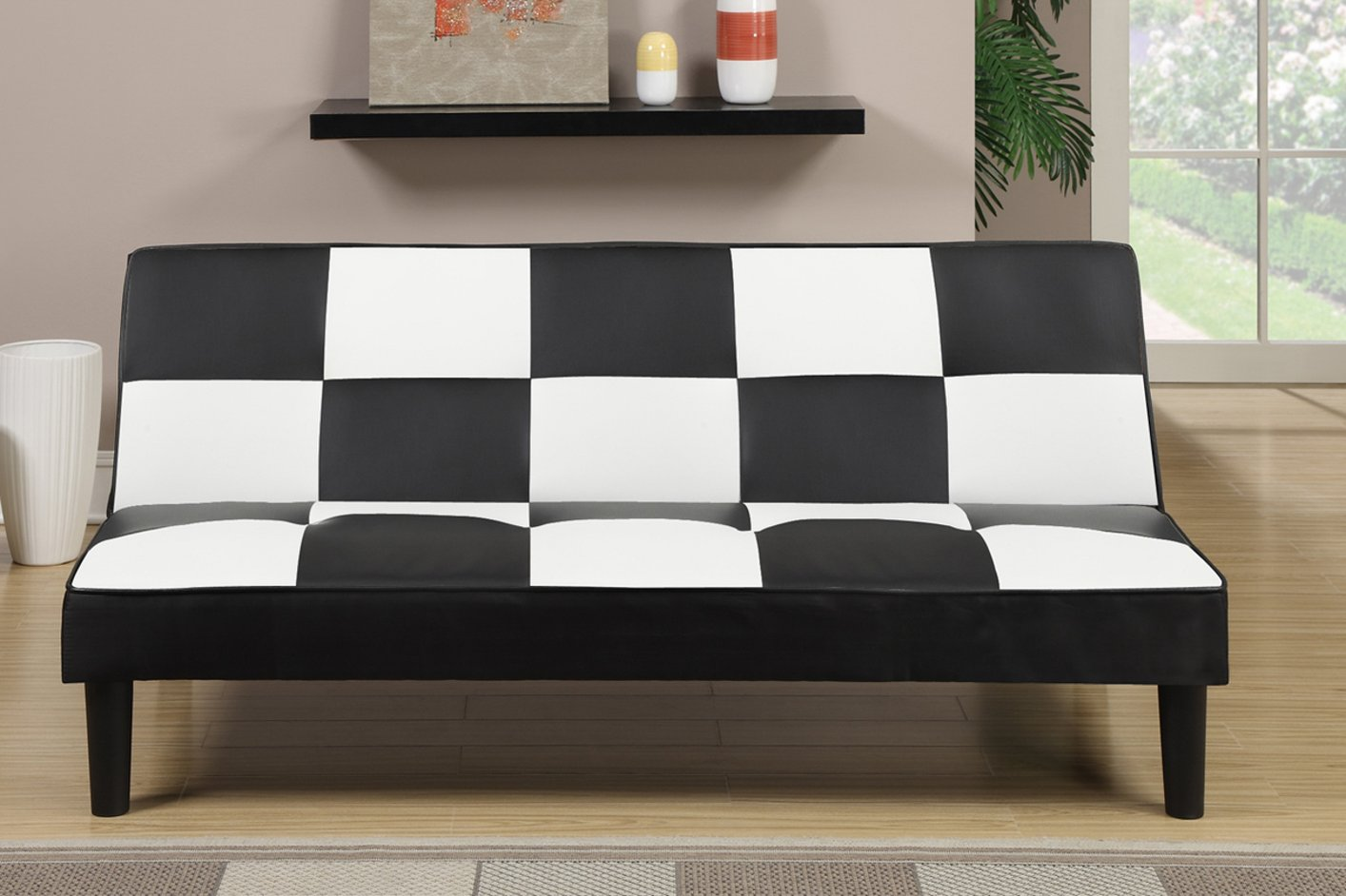 white twin sofa bed sofas for small living rooms uk leather size steal a furniture