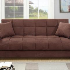 Brown Fabric Sofa Lc5 Bed Steal A Furniture Outlet Los Angeles Ca