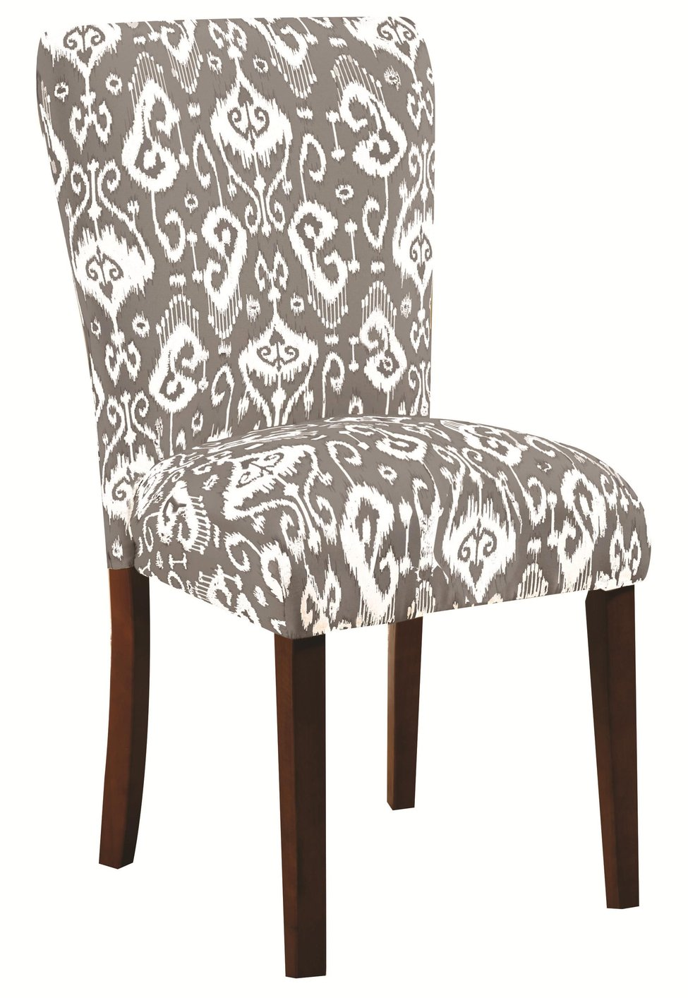 White Fabric Dining Chair Steal A Sofa Furniture Outlet