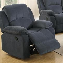 Rocker And Recliner Chair Folding Lounger Grey Fabric Steal A Sofa Furniture Outlet Los Angeles Ca
