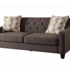 Gray Fabric Sofa Chair Pink For Sale Grey Steal A Furniture Outlet Los