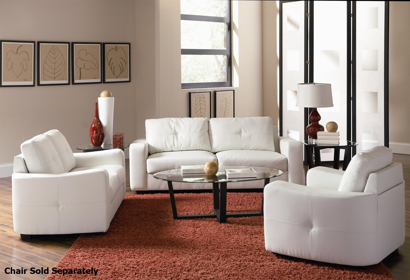 white leather sofa and loveseat set microfiber sectional jasmine steal a