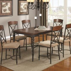 Metal Wood Dining Chairs Target Parson Chair Covers Klaus Cherry And Table Set Steal A