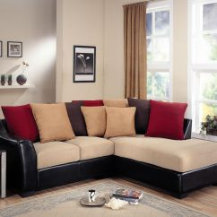 Stealasofa Reviews Gray Sofa Images Lily Beige Microfiber Sectional Steal A