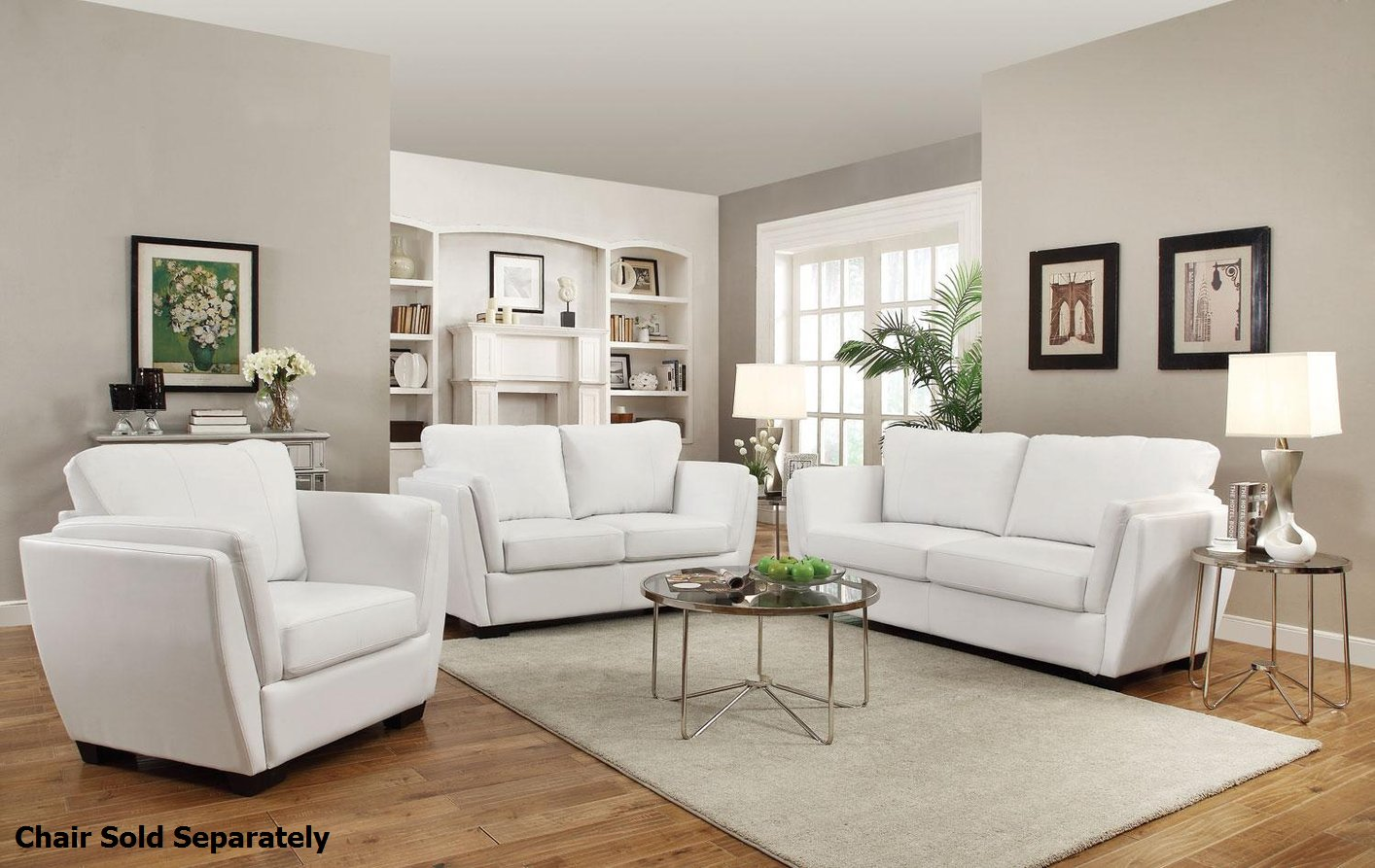 off white sofa sets broyhill veronica sectional leather 527 modern
