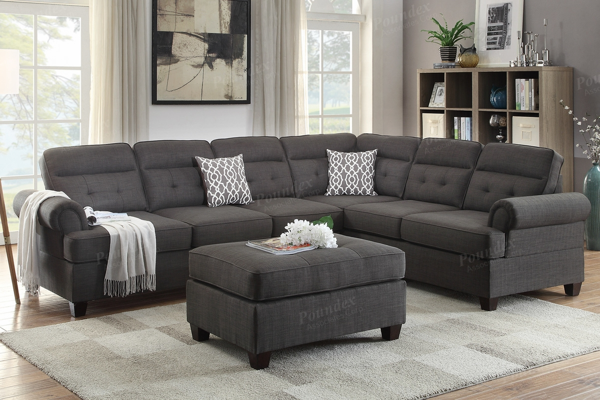 black fabric sofa chair legacy leather reviews sectional steal a furniture