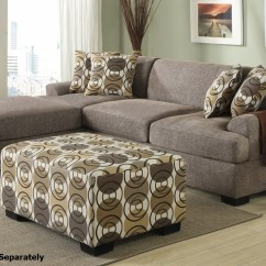 Montreal Sectional Sofa In Slate World Market Sofas Beige Fabric Steal A Furniture Outlet Los Ii