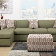 Sage Leather Sofa Sears Furniture Outlet Sofas Montreal Iv Green Fabric Steal A