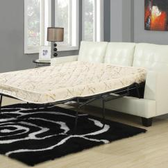 Leather Chair Bed Sleeper Modern Beige Sofa Steal A Furniture Outlet Los Angeles Ca