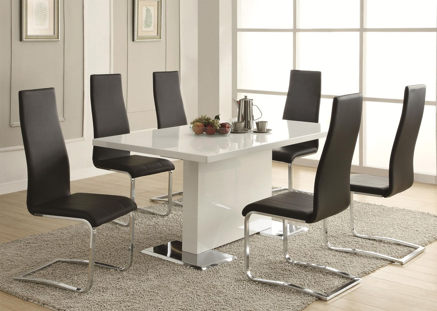 silver metal dining chairs indoor lounge chair for two steal a sofa furniture outlet