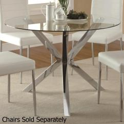 Metal Kitchen Table Sets Cabinets Louisville Silver Dining Steal A Sofa Furniture Outlet Los Angeles Ca