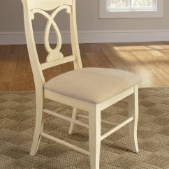 White Fabric Dining Chairs Chair Covers Youtube Beige Wood Steal A Sofa Furniture Outlet