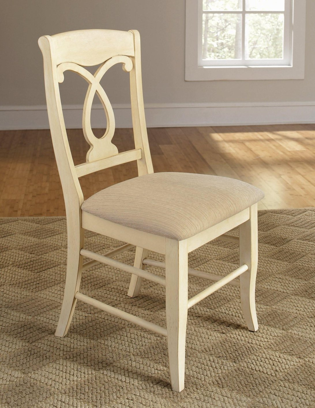 White Fabric Dining Chairs Beige Wood Dining Chair Steal A Sofa Furniture Outlet