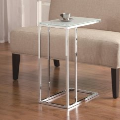 Table Under Sofa Dania Furniture Sectional Snack Side Modern End