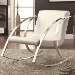 Accent Rocking Chairs Dining Chair Covers Amazon India White Metal Steal A Sofa Furniture Outlet
