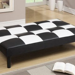 White Twin Sofa Bed Western Leather Size Steal A Furniture