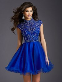 Clarisse 2643 Homecoming Dress | Promgirl.net