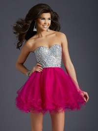 Clarisse 2651 Short Homecoming Dress | Promgirl.net
