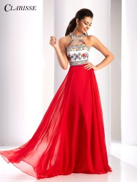Clarisse Prom Dress 3052 | Promgirl.net