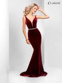 Velvet Formal Gowns - Best Seller Dress and Gown Review