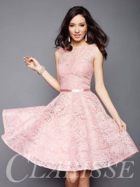 Clarisse Homecoming Dress 3335 | Promgirl.net